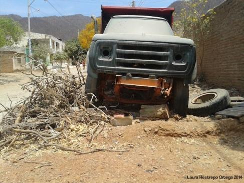 camión el rodadero