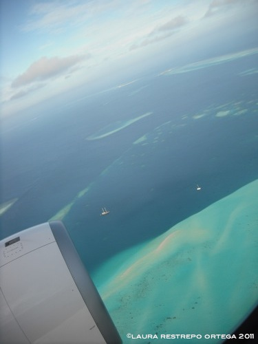 maldives from the air 2