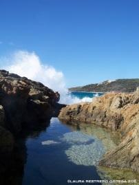 australia moreton island billabong