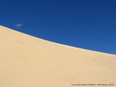 australia moreton island desert 1 3