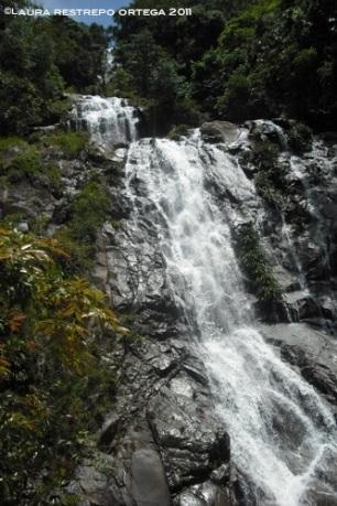 colombia antioquia cascada san luis 1