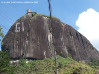 colombia guatapé piedra