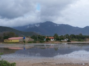 venezuela isla margarita montañas