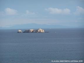 venezuela isla margarita rocas