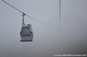 metrocable en la neblina 1