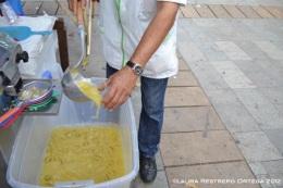 preparando el guarapo pt1