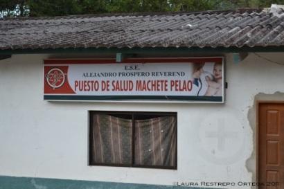 centro médico de machete pelao (el mamey)