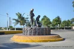 escultura santa marta