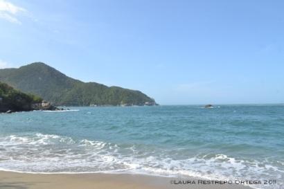 playa cabo san juan de guía