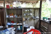 cocina en Yauma