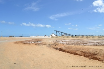 minas de sal de Manaure 1