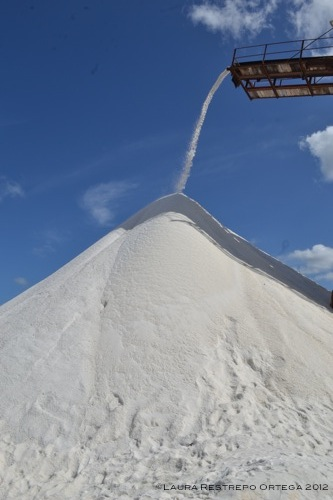 minas de sal de Manaure 3