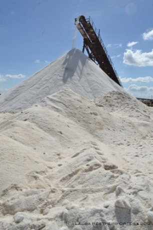 minas de sal de Manaure 7