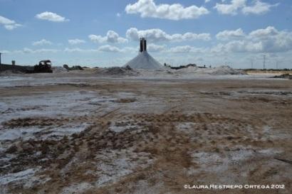 minas de sal de Manaure 9
