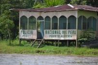 Policía del Perú, Puerto Alegría
