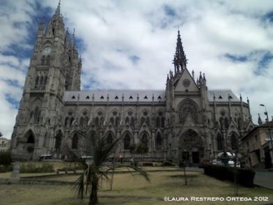 Basílica Quito 1