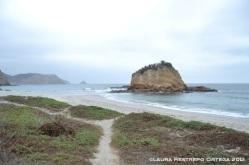 playa tortuga, los frailes 1