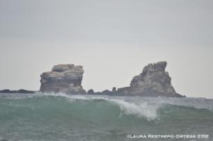 rocas de Ayampe