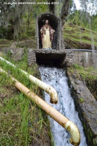jesus sobre el agua