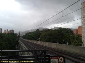 metro y monatanas