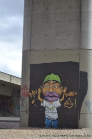105 grafitti