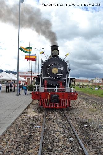 142 tren tursitico de la sabana