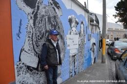 151 hombre, grafitti