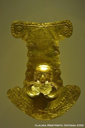 17 museo del oro