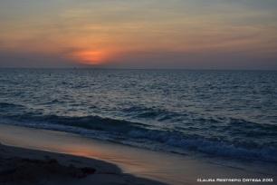 baru - playa blanca - atardecer 13