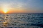 baru - playa blanca - atardecer pescador 1