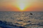 baru - playa blanca - atardecer pescador 4