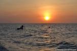 baru - playa blanca - atardecer pescador 7