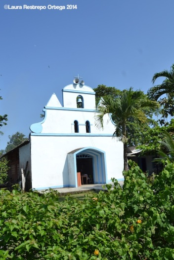 capurgana - iglesia
