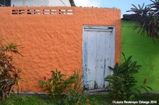 sapzurro - casa naranja