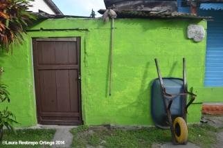 sapzurro - casa verde