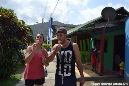 sapzurro - comiendo helado 1