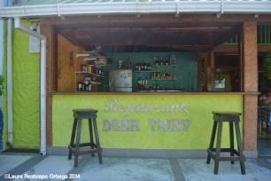 sapzurro - restaurante dona triny