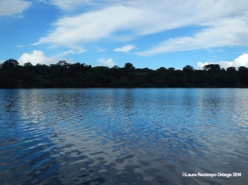 Apaporis 100 lagos sagrados