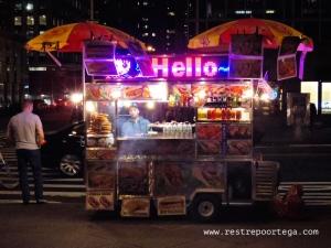 Food Cart, New York