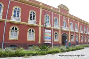 Palacete Provincial Manaus 1