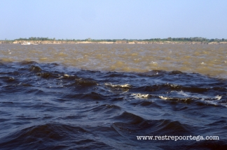 Rio Negro 24 encontro das aguas