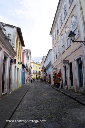 Salvador de Bahia - Pelourinho 13