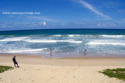 Arembepe praia 2