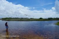 Arembepe rio capivara 1