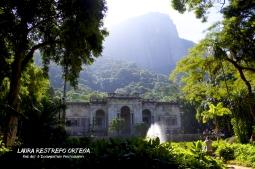 BRA19-Rio de Janeiro Casa Lage