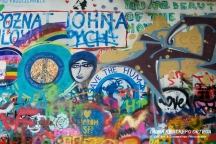 CZC2-John Lennon wall Prague