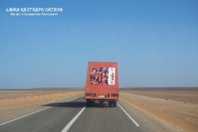 MRC3-CocaCola truck in the Sahara