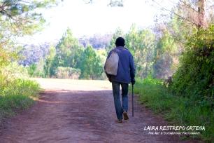 POT4-man walking Madagascar